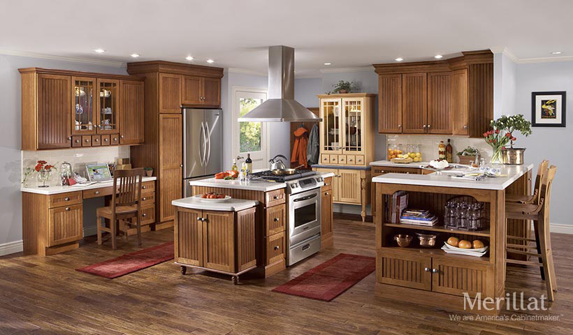 Avenue w/ 5 piece drawer Kitchen