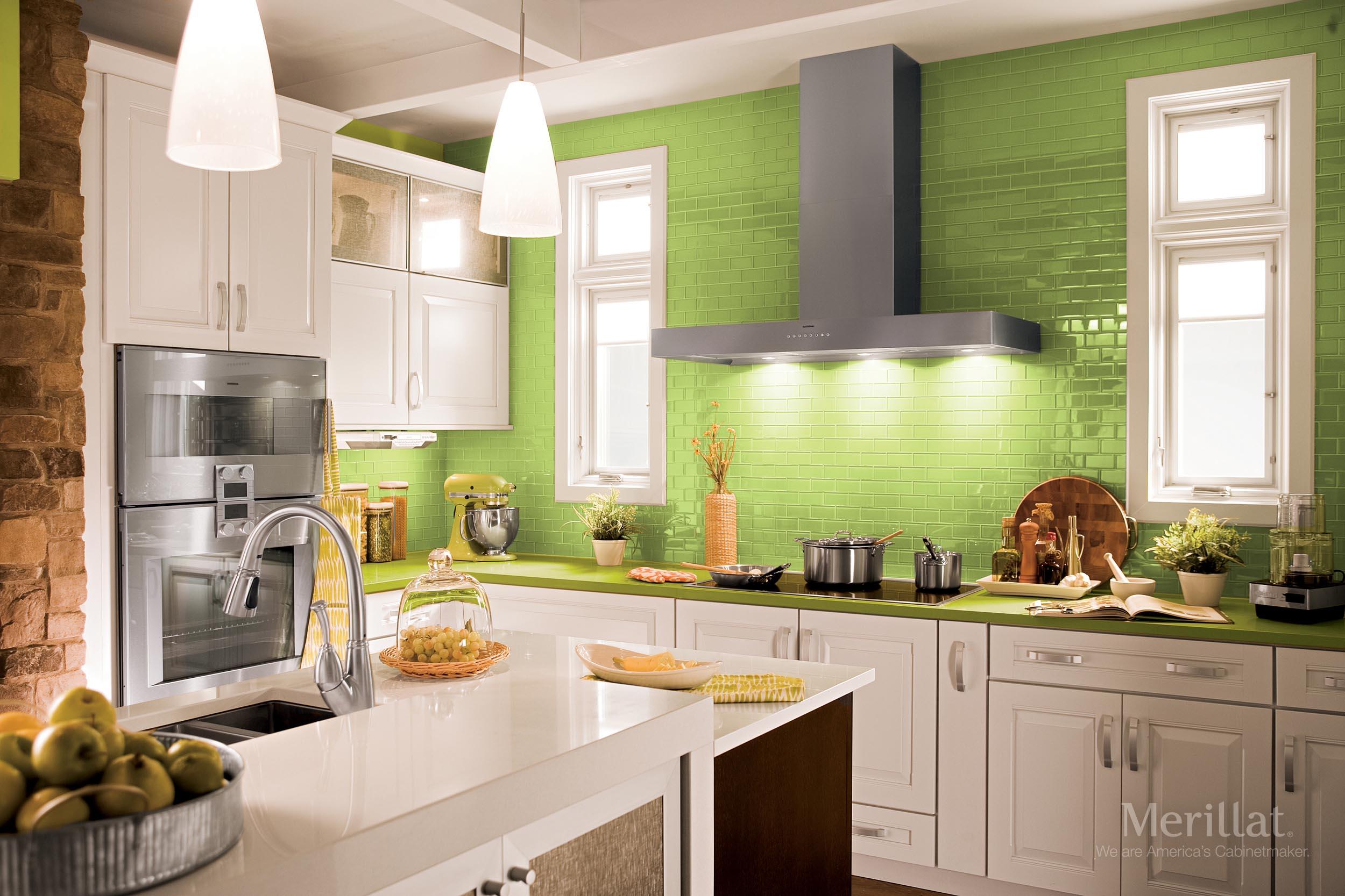 Merillat Kitchen Cabinets Merillat Masterpiecer Laredo In Maple Dove White Painted Merillat