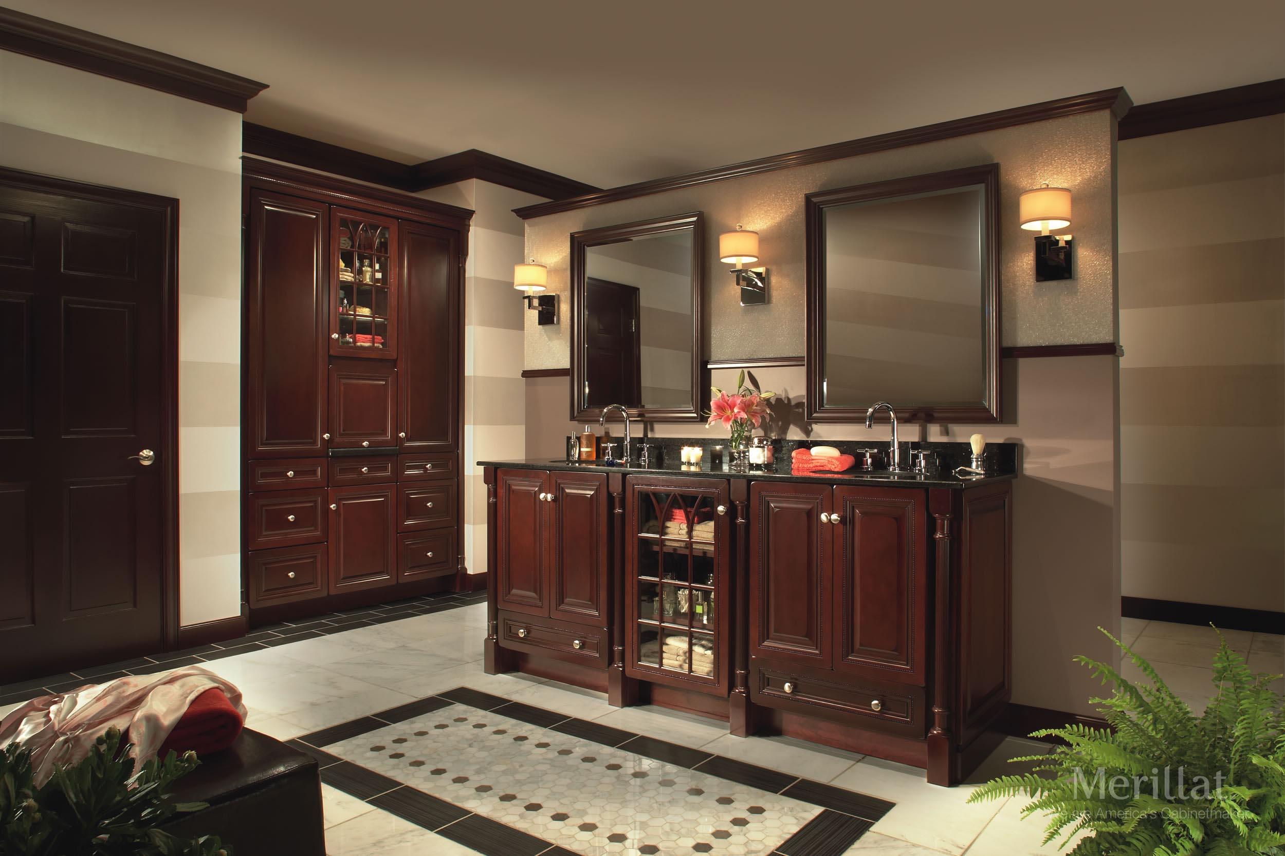 Merillat bathroom vanity - Merillat Bathroom Vanity 27