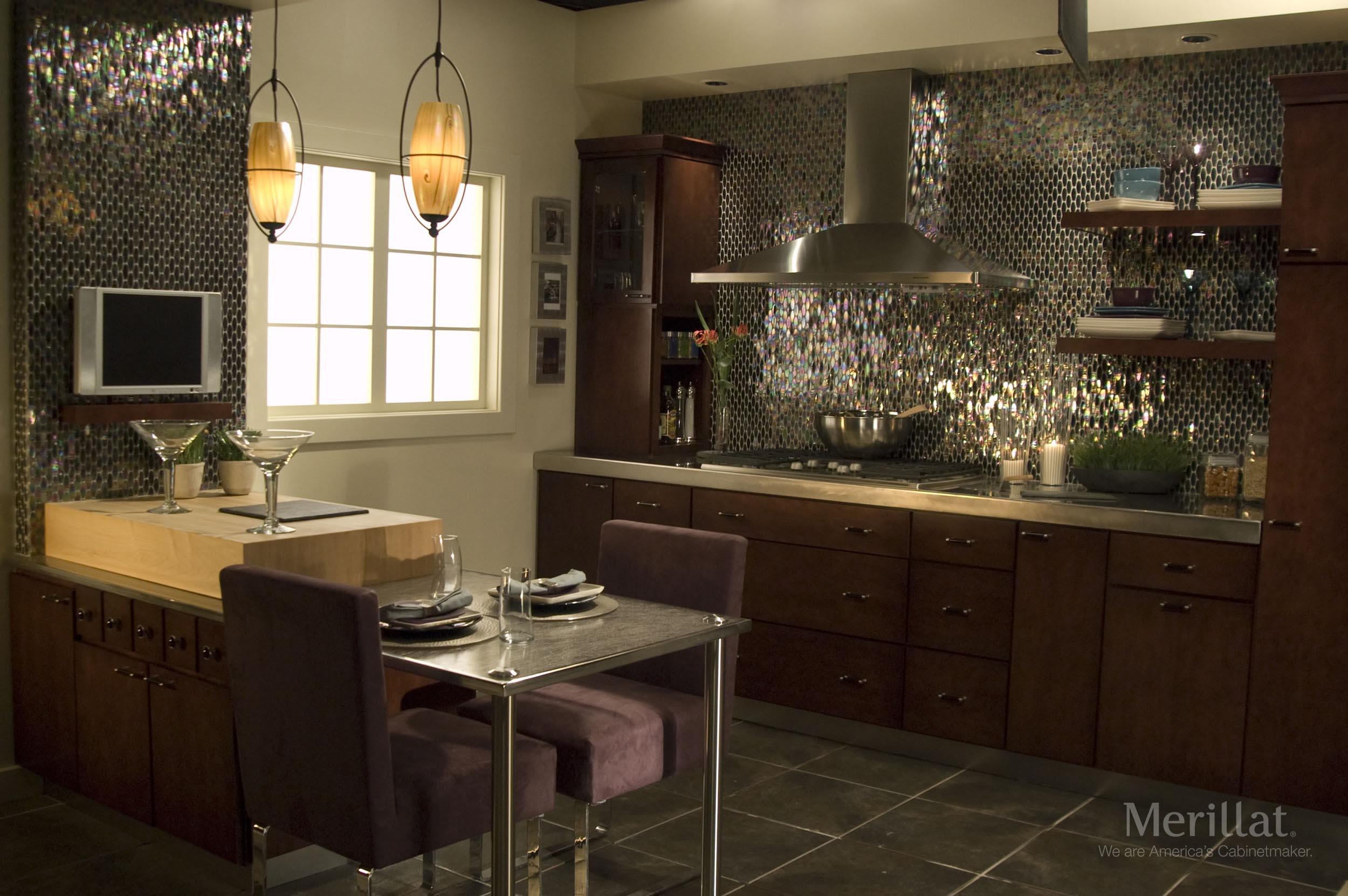download room image - Merillat Classic Kitchen Cabinets
