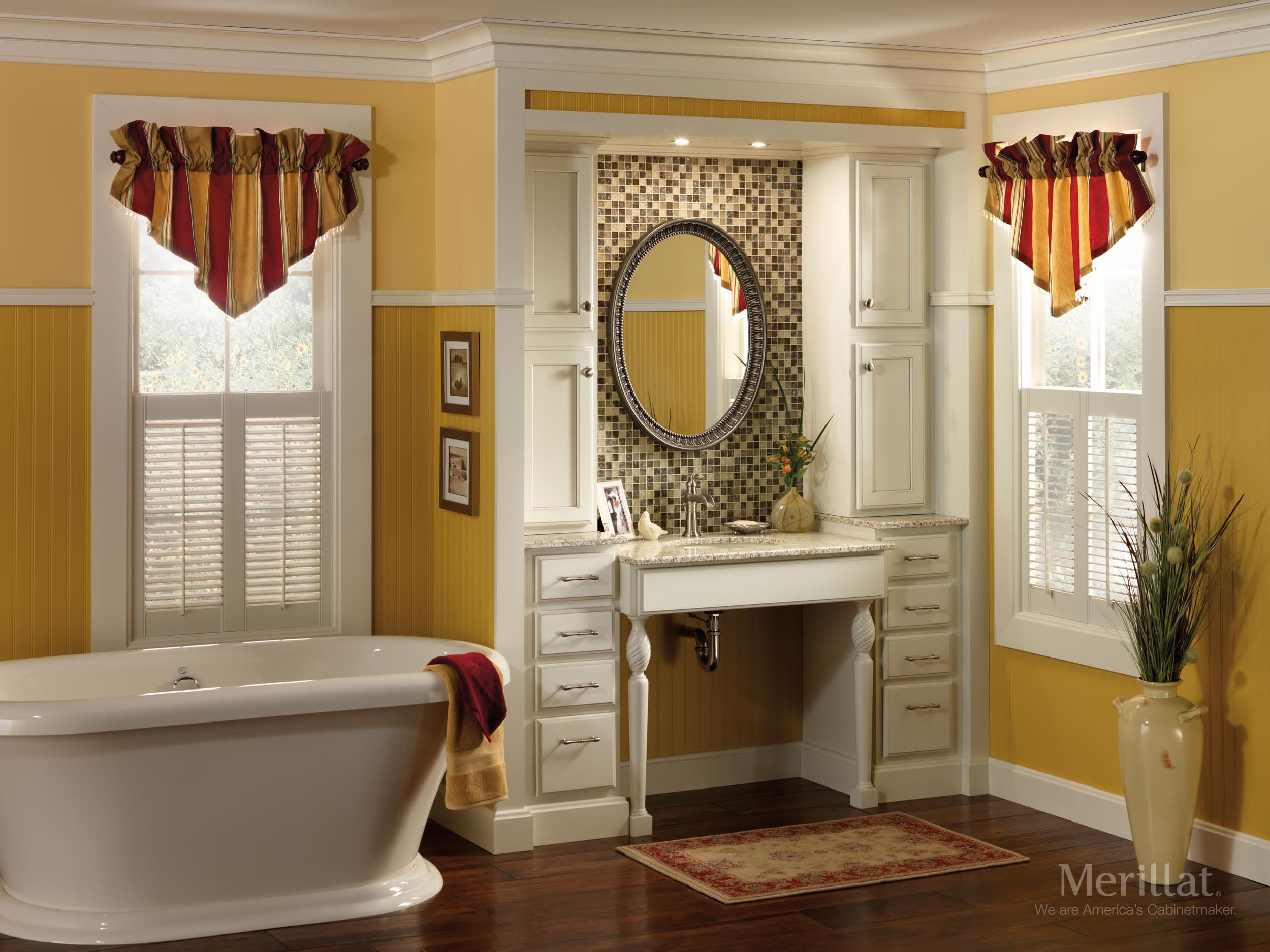 merillat classic spring valley in maple chiffon with tuscan download room image