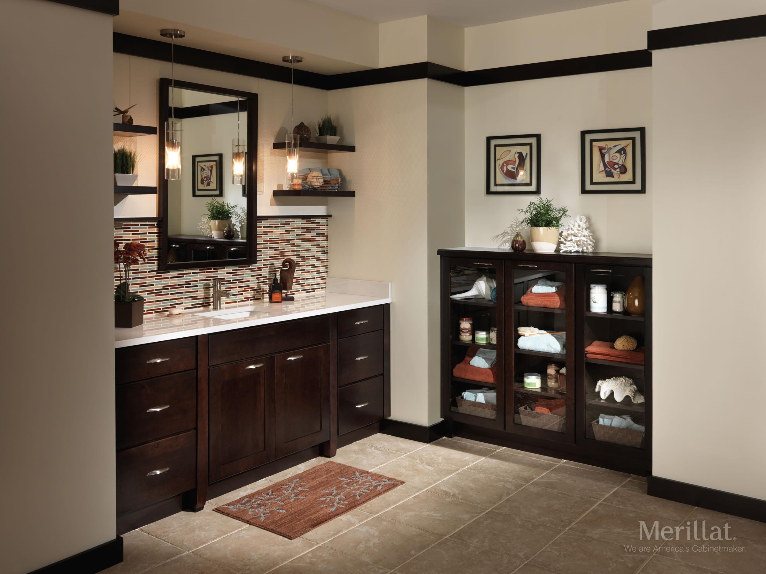Merillat bathroom vanity - Merillat Bathroom Vanity 18