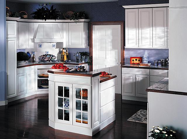classiclargewhitebayiiarchdefaultjpg - Merillat Classic Kitchen Cabinets
