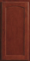 Merillat Classic™ Spring Valley Arch Cherry Paprika