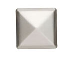 Satin Pewter Square Knob