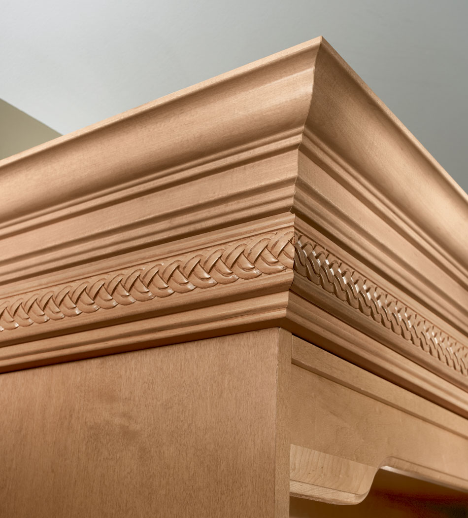 Architectural Molding Product : Wall cabinet treatments inspiration design merillat