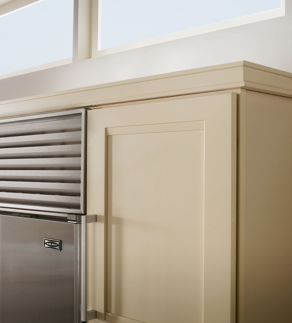 Kraftmaid Insert For Classic Crown Molding Kitchen Cabinet: Inspiration & Design
