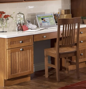 Apron Drawer Desk