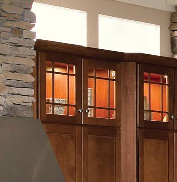 Wall Mullion Glass Doors