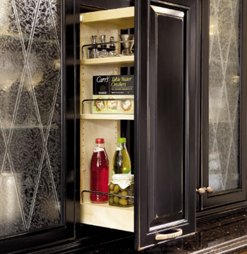 Wall Pantry Pull-Out