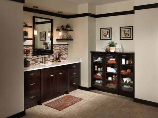 The Display Bathroom Vanity Inspiration And Design Merillat