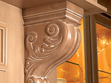 Corbels and Accents