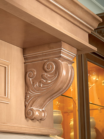 Nice Corbels And Accents. Zoom