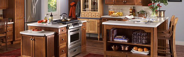 Kitchen Storage Feature