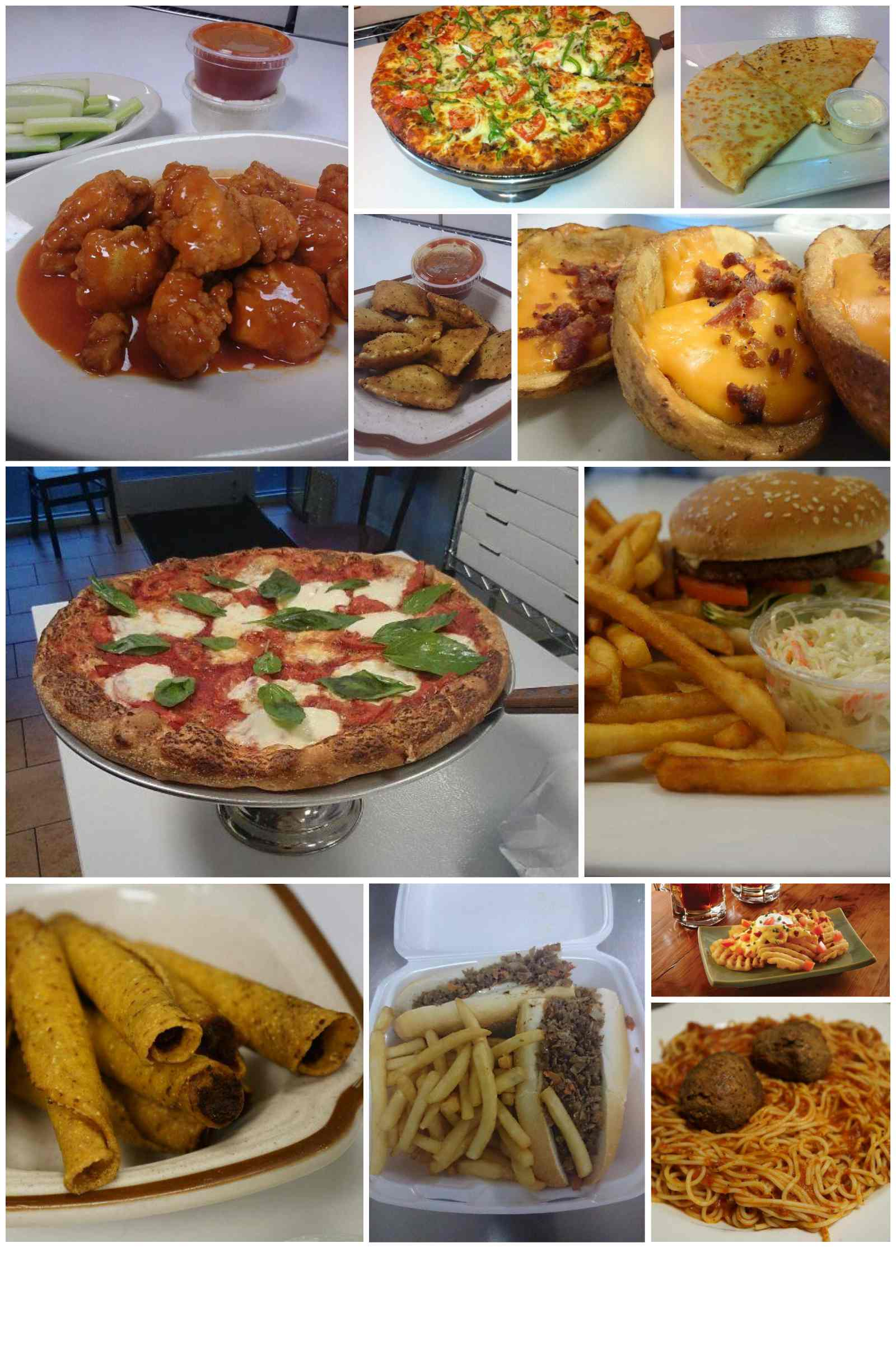 Uncle Charlie\'s Pizza - OrderSnapp