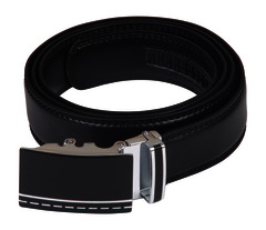 Leather Ratchet Belt - Dashed