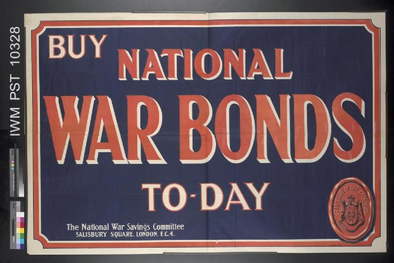 Buy National War Bonds