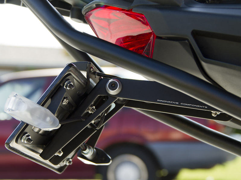 Rizoma Fox Fender Eliminator For Multistrada 1200 Ducati