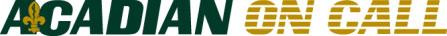 Acadian On Call logo