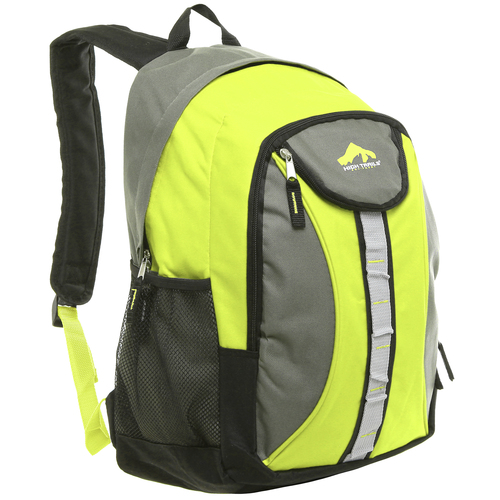 ... Backpacks 18 inch Oversize Yellow High School Student Backpack Detail