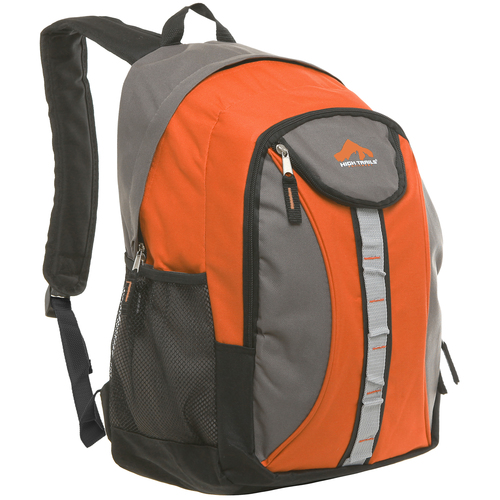 18 inch Oversize Orange High School Student Backpack