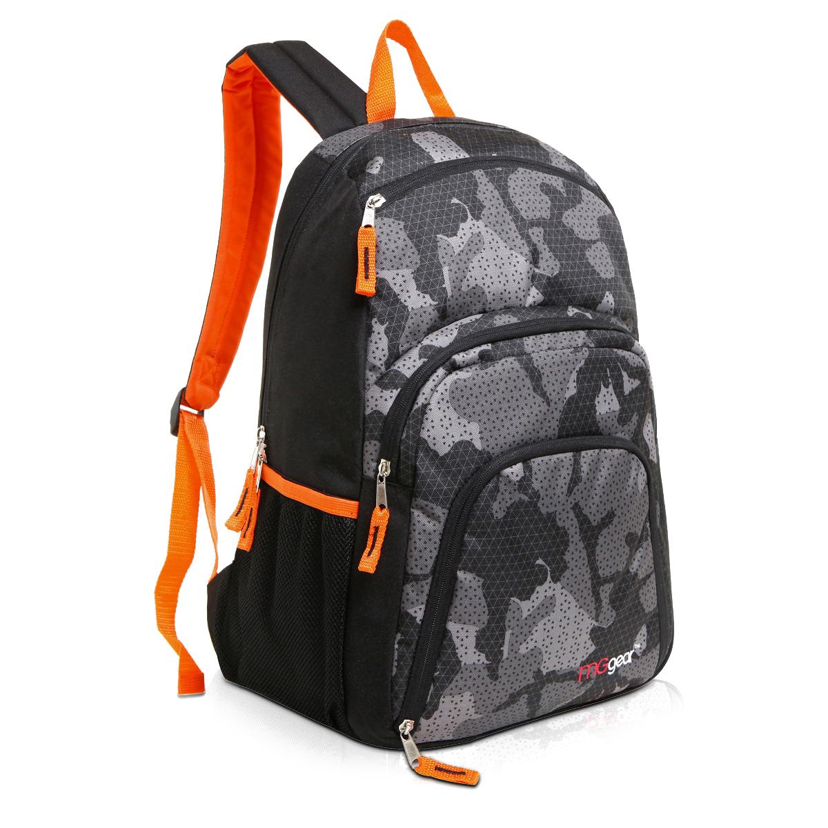 MGgear 18 inch Gray Urban Camouflage School Backpacks in Bulk