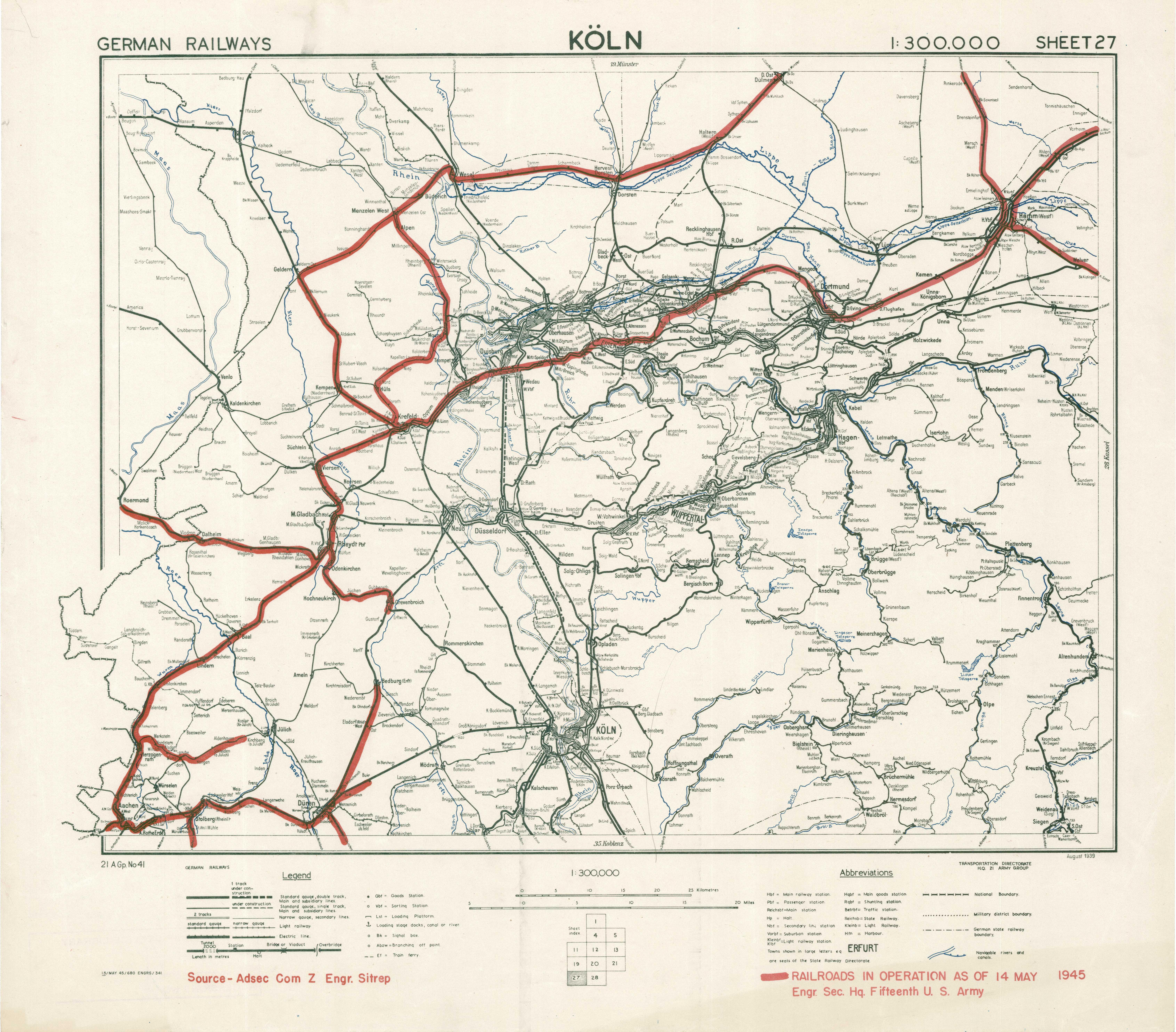 German Railways - Köln