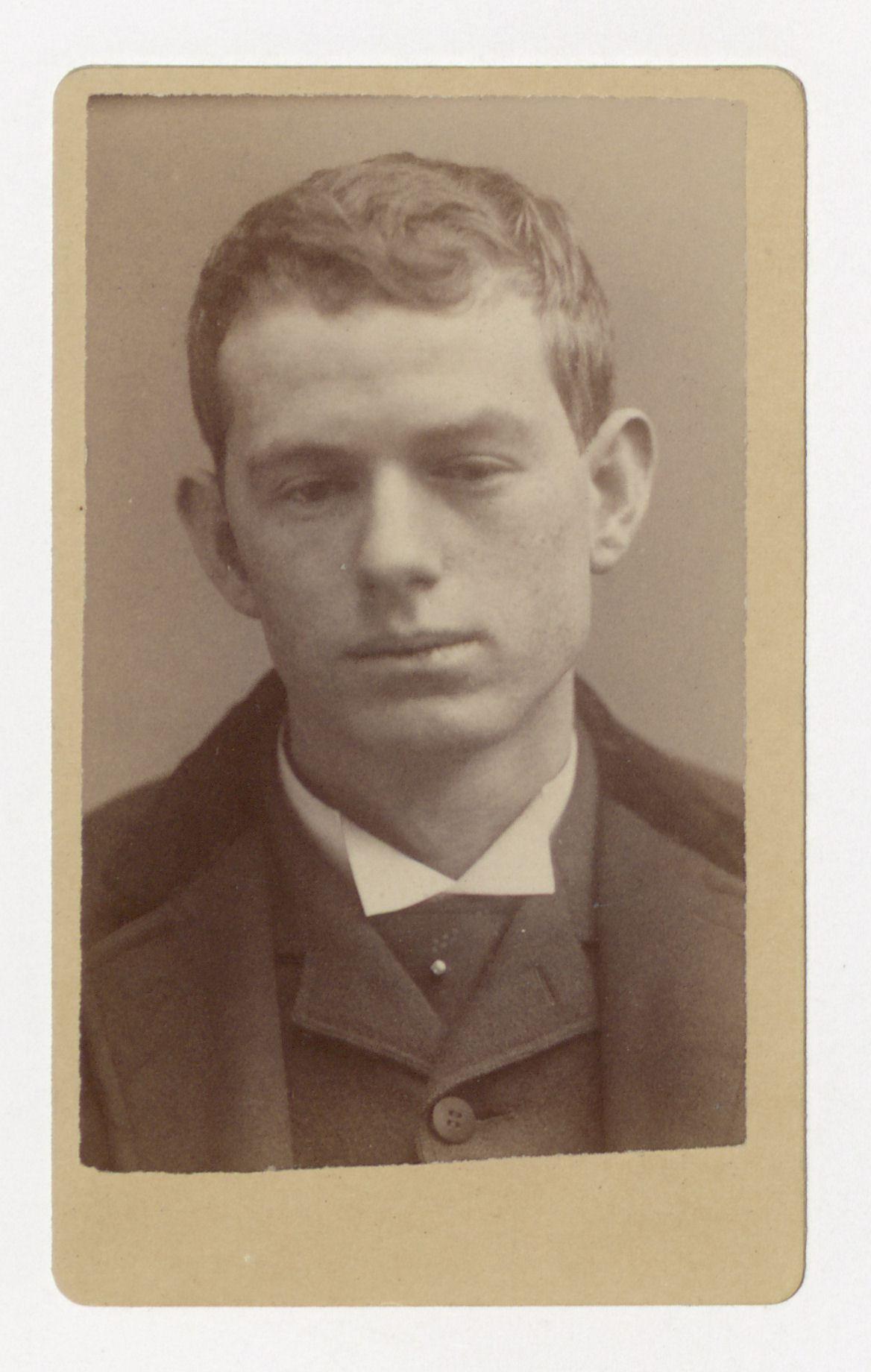 Identification Card No. 403, John Murray