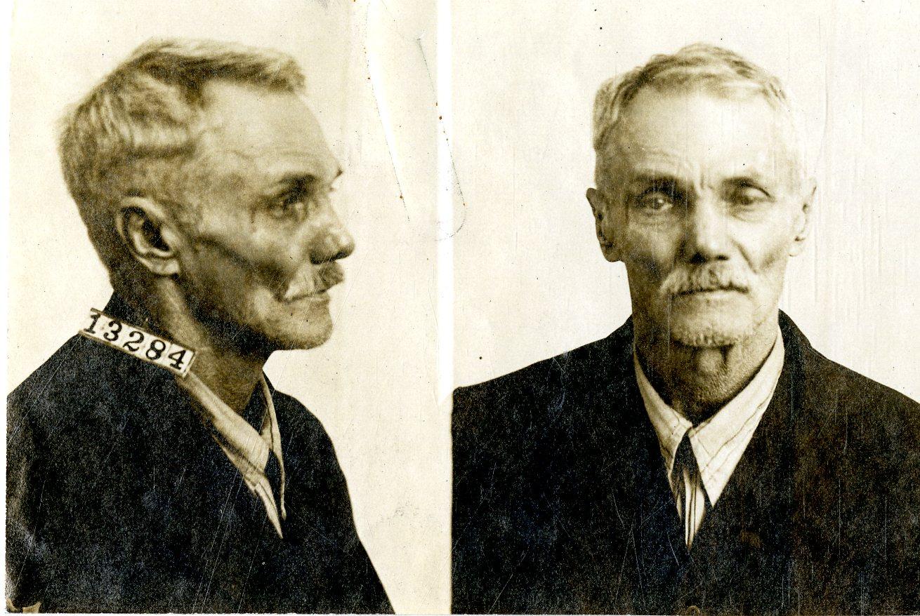 Photograph of John Murray