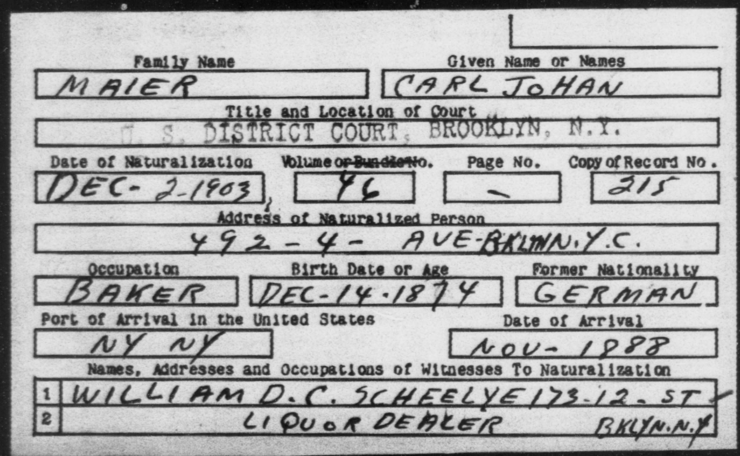 Public Member Photos & Scanned Documents - Ancestry