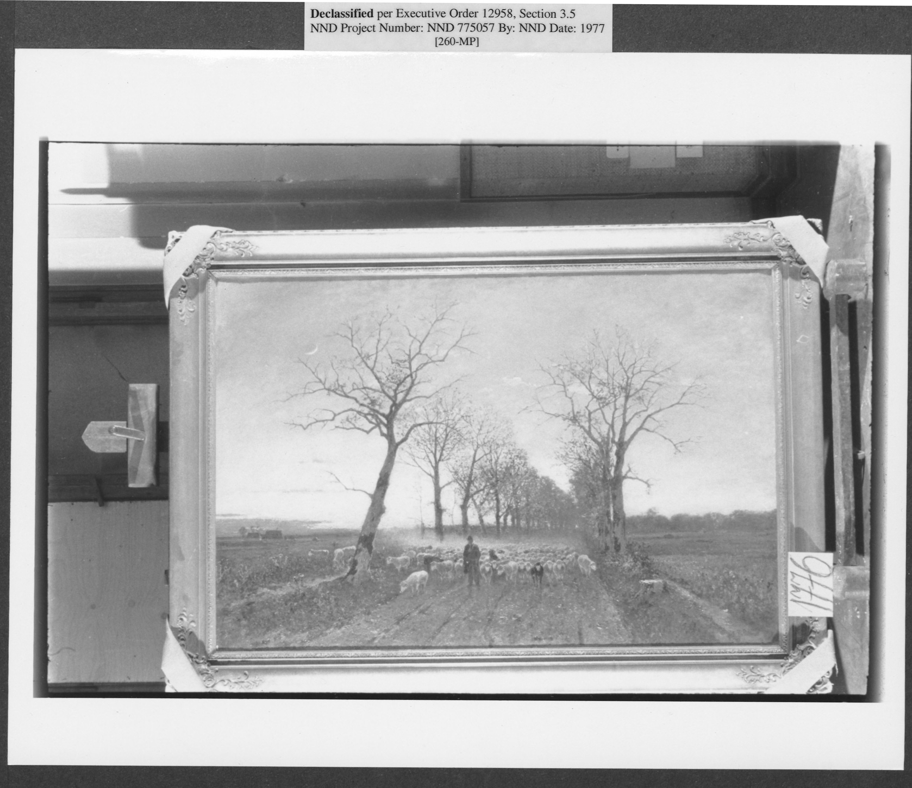 Photographs: Reference Number(s) 260-MP-1776