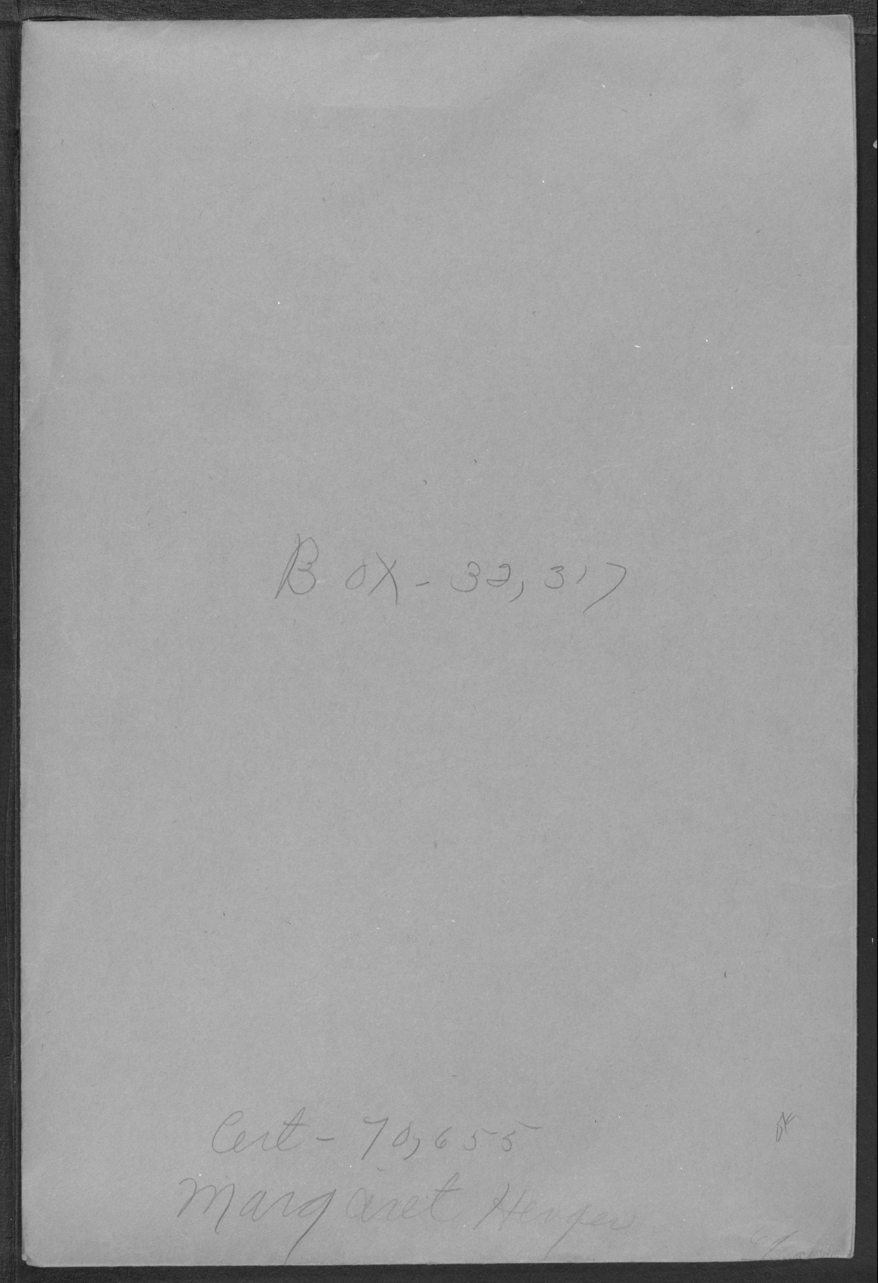 Approved Pension Application File for Margaret Breinig Henger, Widow of Joseph Henger, Company G, 83rd Pennsylvania Infantry Regiment (Application No. WC70655)