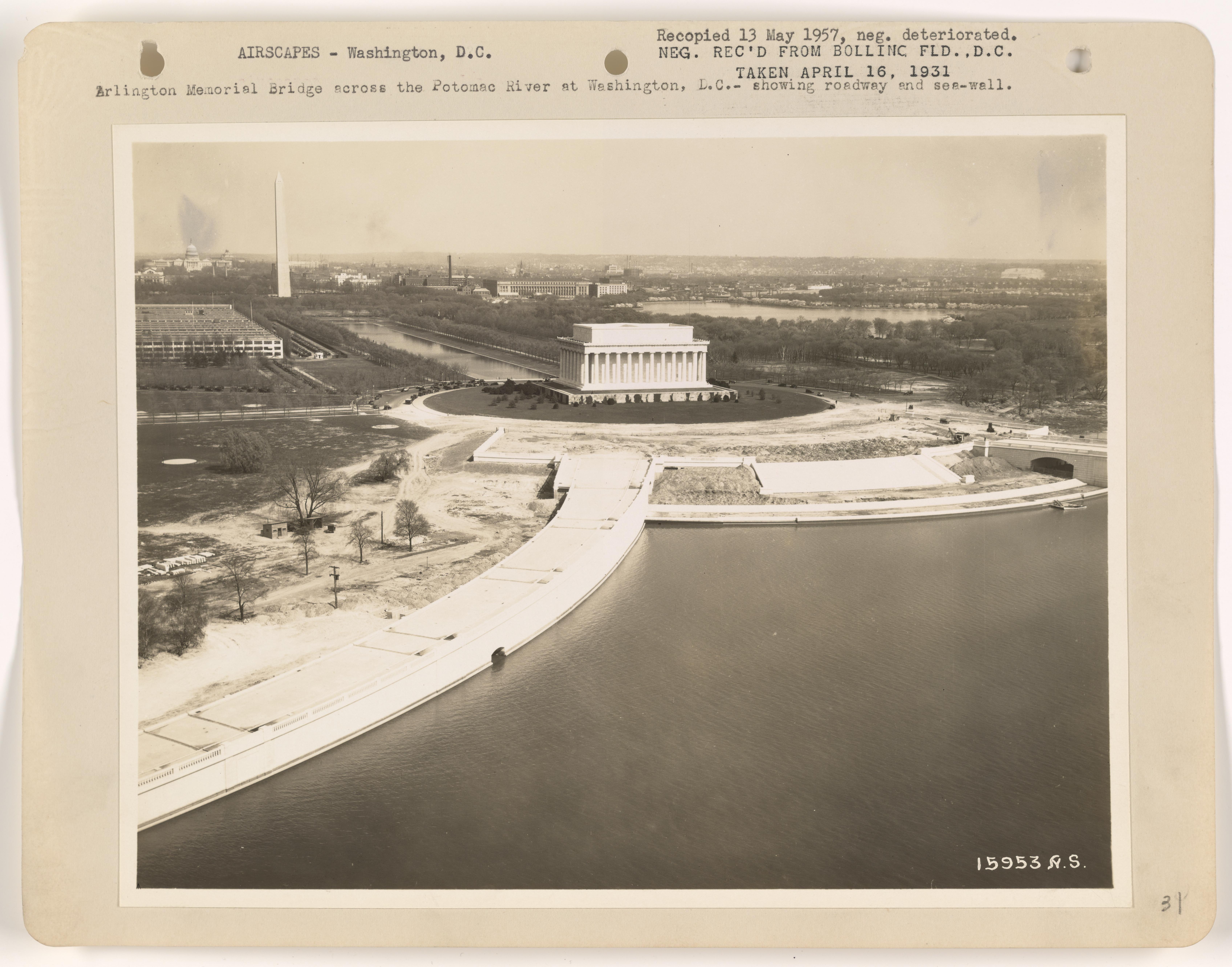 Washington D.C. - Arlington Memorial Bridge