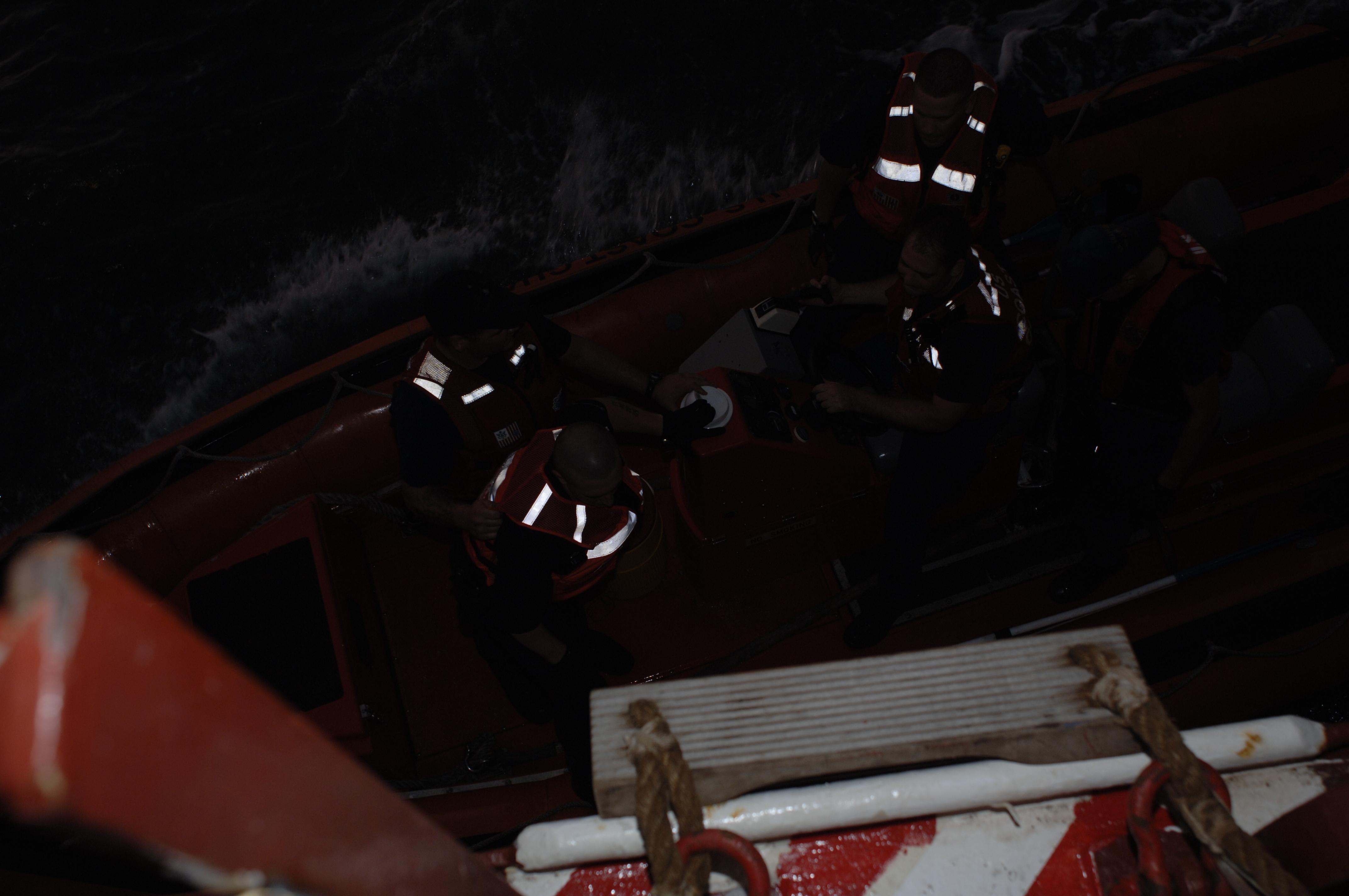Coast Guard Cutters - Dauntless (WMEC 624) - 26-HK-73-268