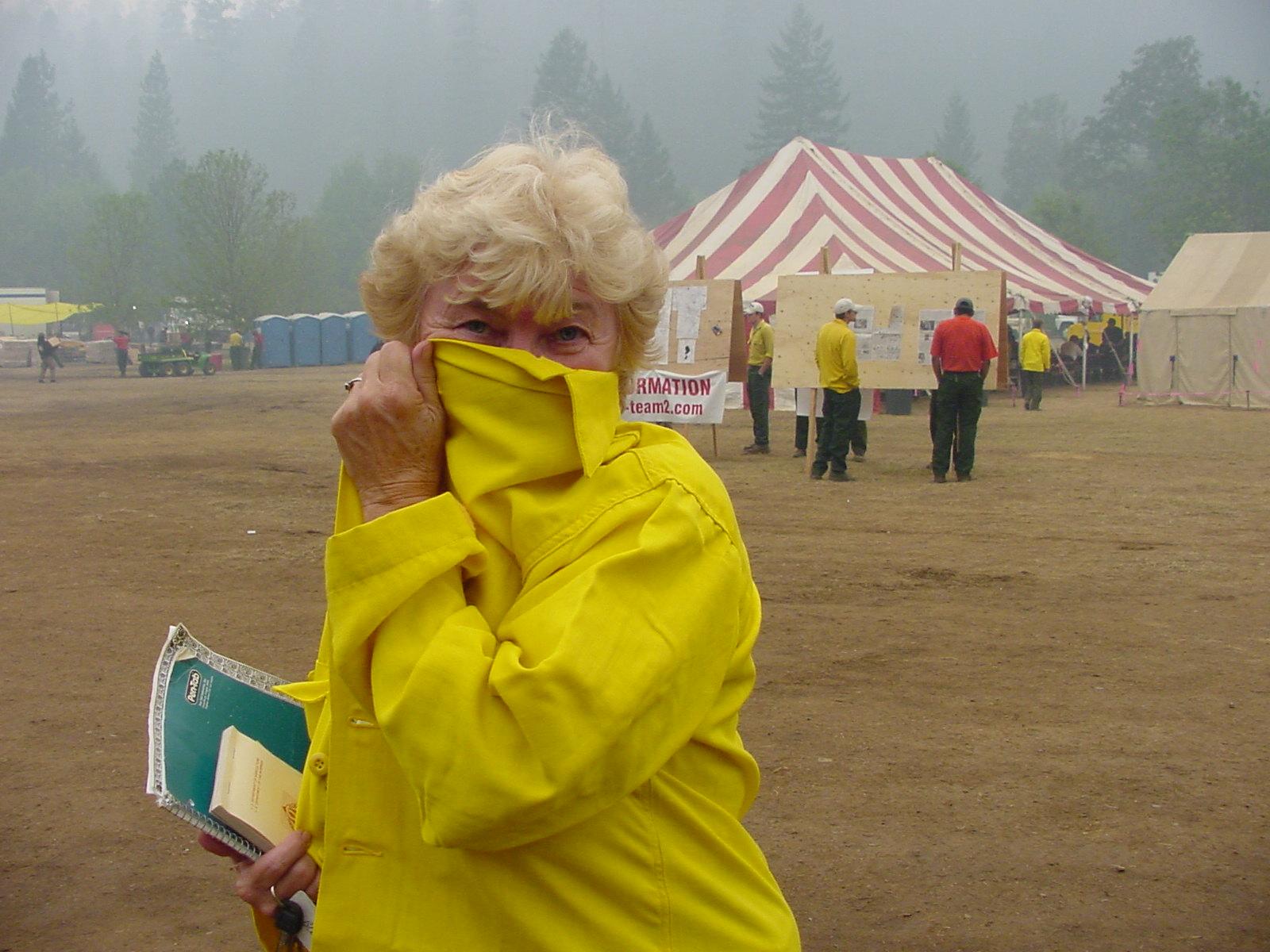 Fire Camp-Camp CoveringMouth
