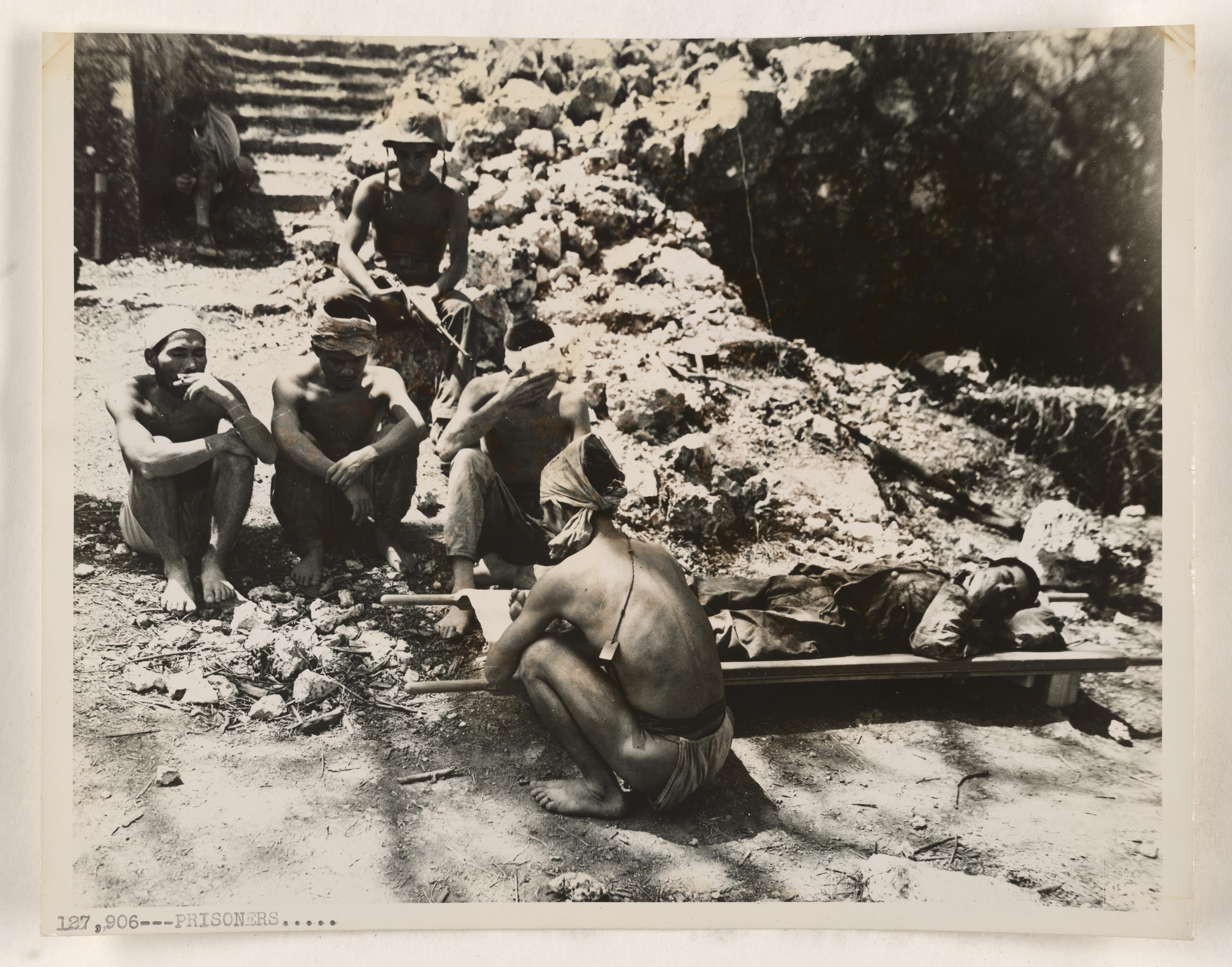 Korea – Prisoners of War