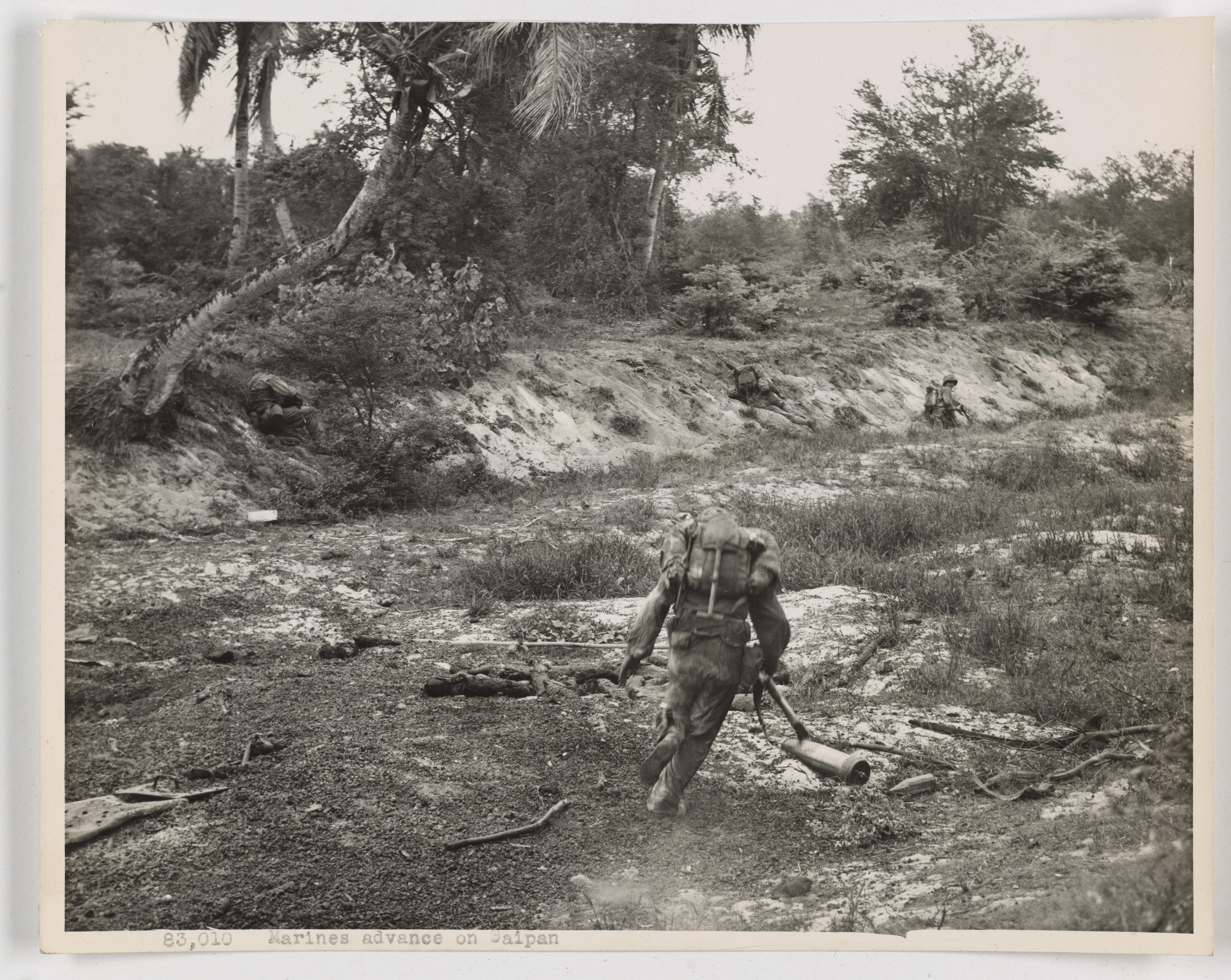 World War II – Saipan
