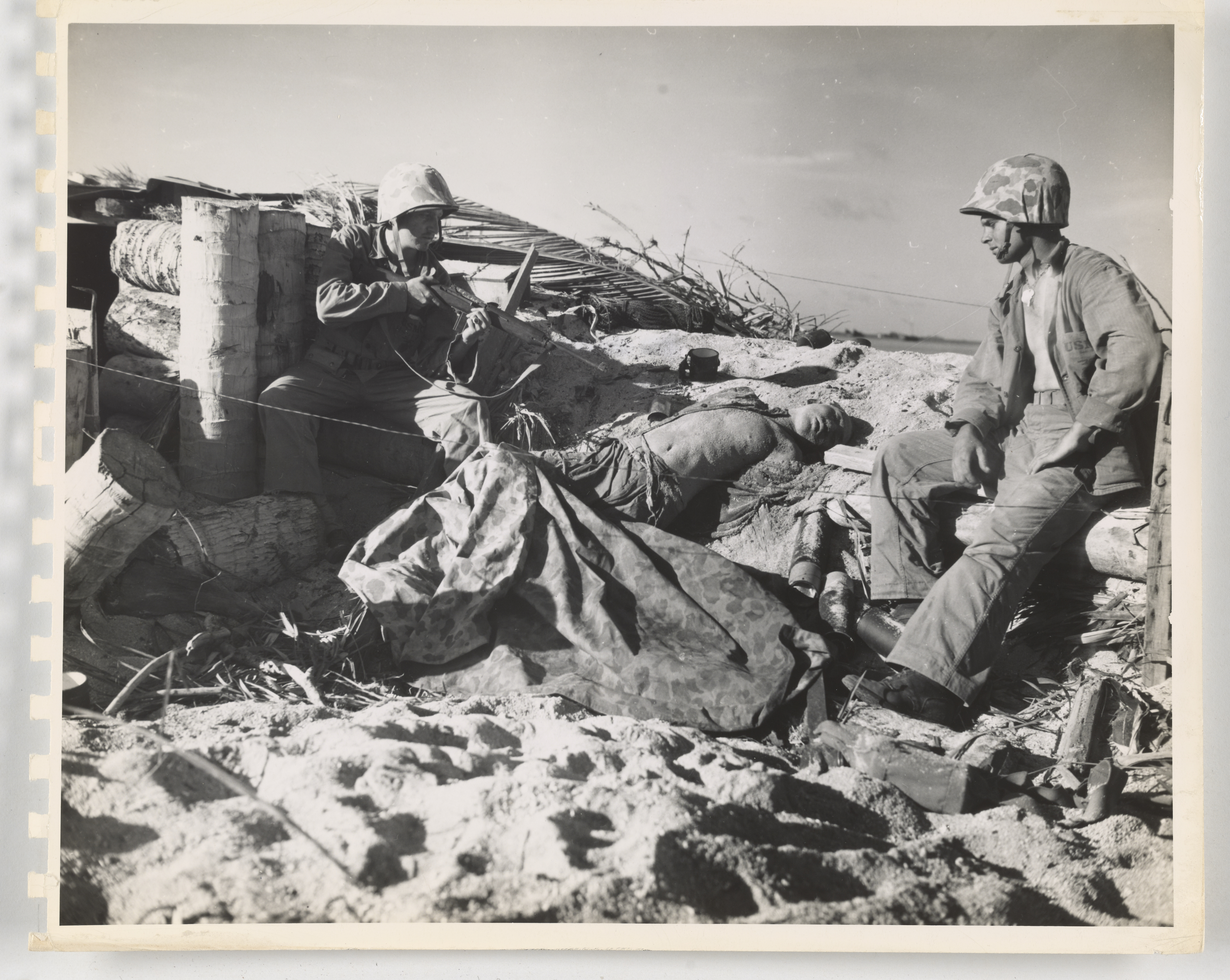 World War II – Tarawa