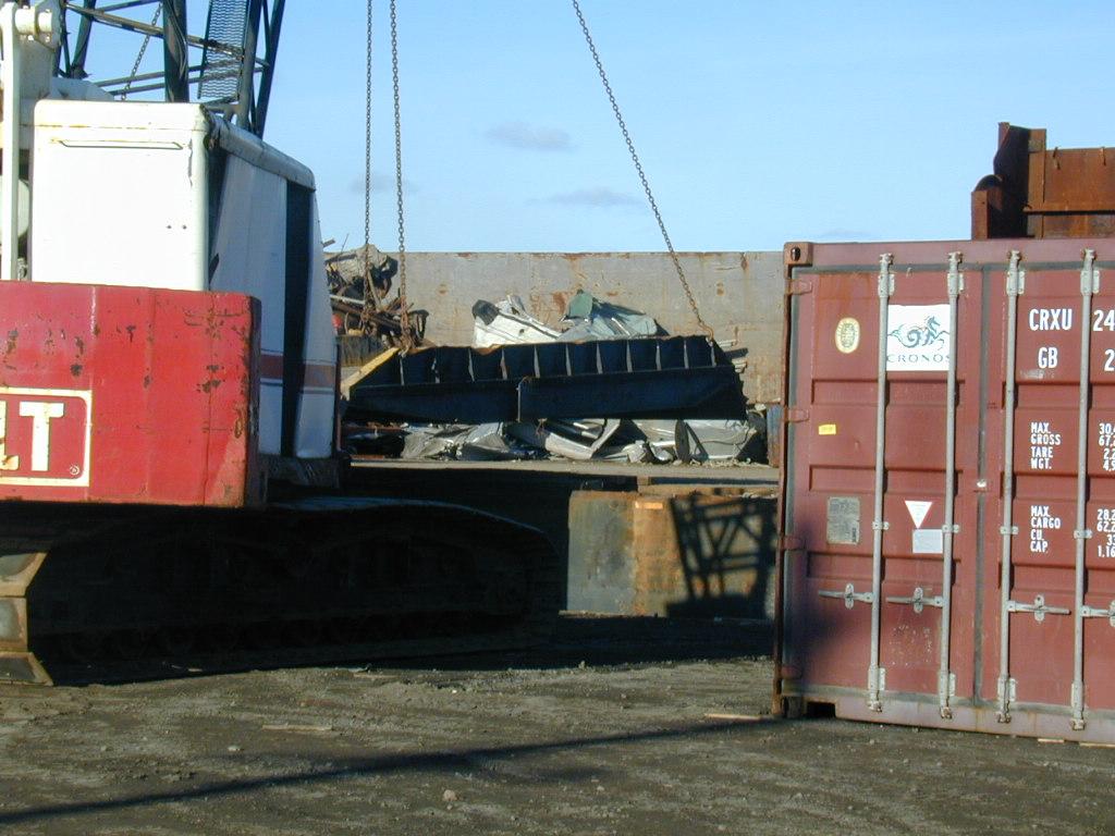 Barge, Transport