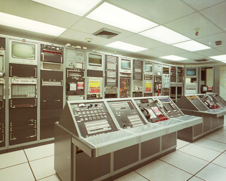 AREA 6, SANDIA/DOD CONTROL ROOM