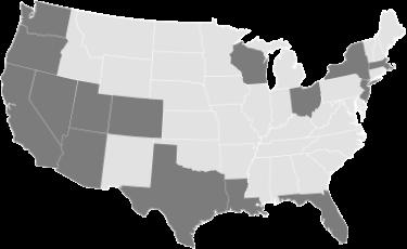 Firefighers Map