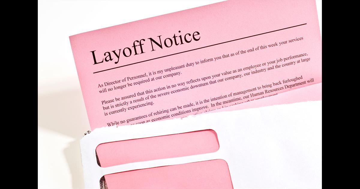 How to Lay Off Employees Without Getting Sued
