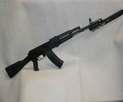 Synthetic AK-47 Tactical Semi-Automatic