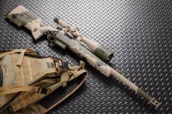 Nighthawk Tactical Sniper Rifle