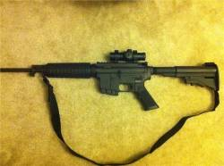 Bushmaster Carbon AR15 Ultralight