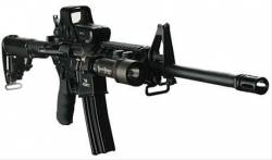 DPMS Panther The Agency Panther Carbine