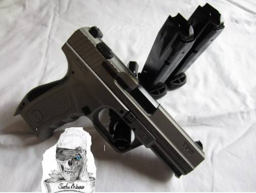 canik 55 model tp 9 9 mm 2 17 round mags cai 9mm 3 gun pictures, Canik ...
