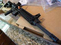 LMT piston AR15 CQB MRP New in Box Lewis Machine