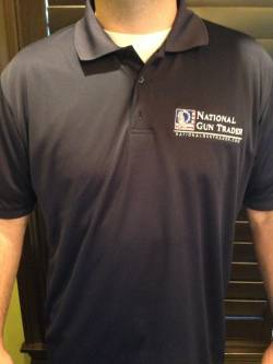 National Gun Trader Golf Shirts Now Available