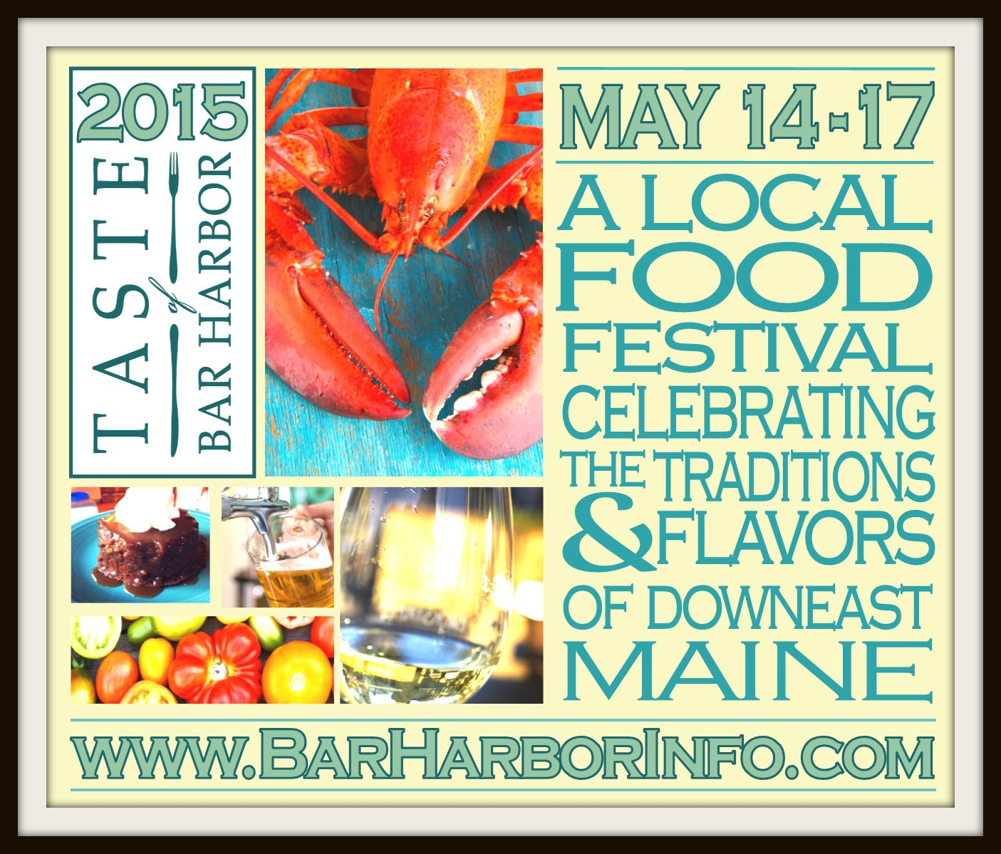 Taste of Bar Harbor logo
